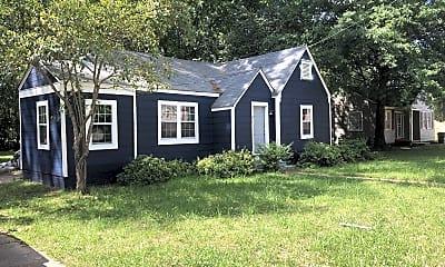 Building, 611 Choctaw Rd, 1