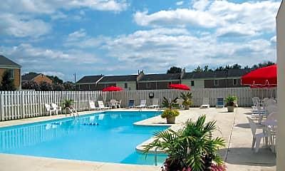 Pool, Brookside North Townhouses, 0
