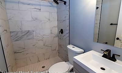 Bathroom, 3001 Hudson St, 2