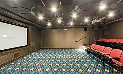 Theatre, Majestic at Spectrum Luxury Apartments, 2