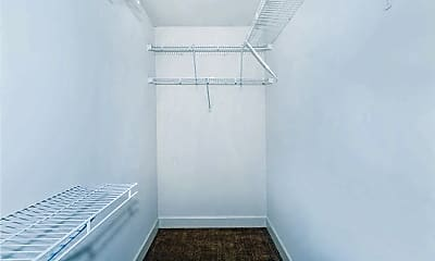 Bedroom, Vandenburgh Place, 2