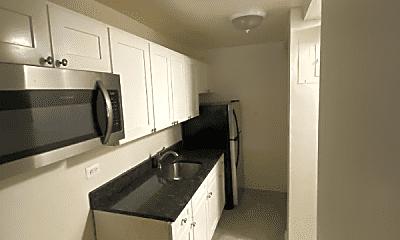 Kitchen, 60 Guion Pl, 2