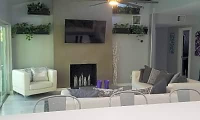 Living Room, 1715 NE 11th St, 1