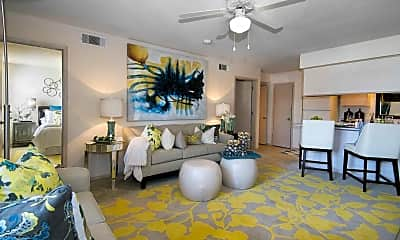Living Room, The Links At Oklahoma City, 1