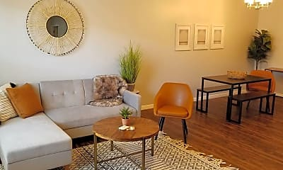 Living Room, Sonoma Pointe, 1