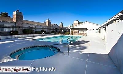 Pool, 5353 S Jones Blvd, 0