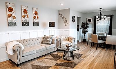 Living Room, 331 N Cordova St, 0