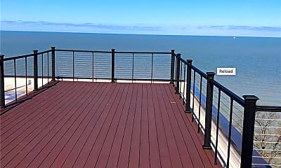 Patio / Deck, 11720 Edgewater Dr 1006, 2