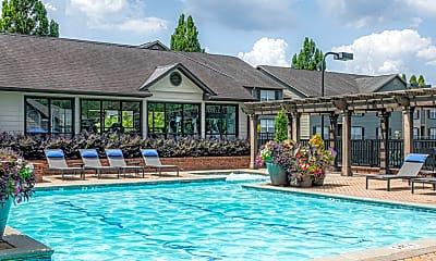 Pool, MAA Oglethorpe, 0