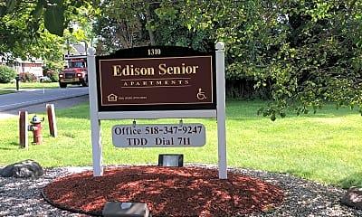 Edison Senior Apartments, 1