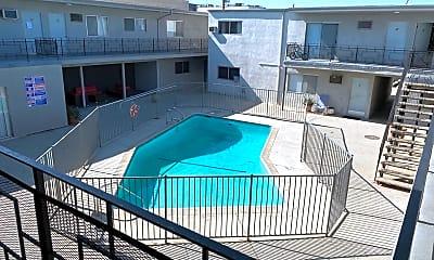 Pool, 16950 Blackhawk St, 1