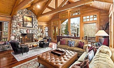 Living Room, 121 Antler Ridge Ln, 1