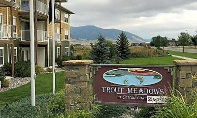 Trout Meadows At Cattail Lake, 1