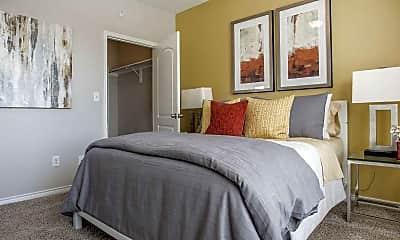 Bedroom, Verdir at Hermann Park, 2