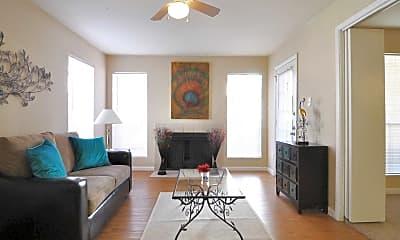 Living Room, Ashford Pointe, 1