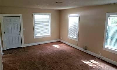 Living Room, 1175 D St, 1