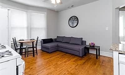 Living Room, 5119 Reiger Ave, 1