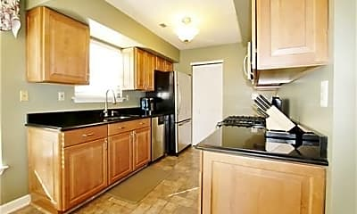 Kitchen, Maria Court, 1