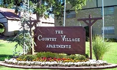 Country Village, 1