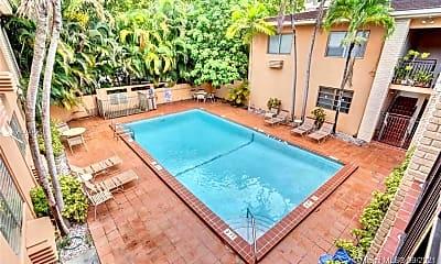 Pool, 218 Santillane Ave 3, 1
