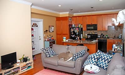 Living Room, 3708 W Wrightwood Ave, 1