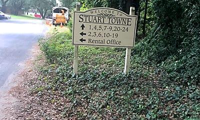 Stuart Towne Apartments, 1