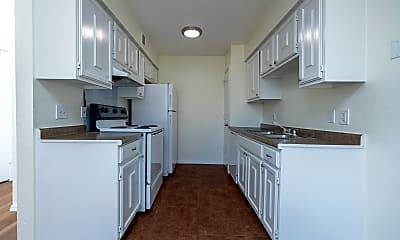 Kitchen, 8109 Foxfire Lane, Unit A, 1