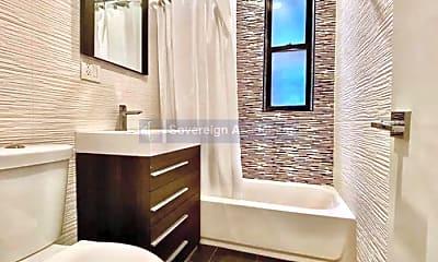 Bathroom, 643 W 171st St, 2