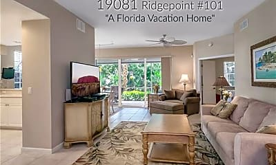 Living Room, 19081 Ridgepoint Dr 101, 0