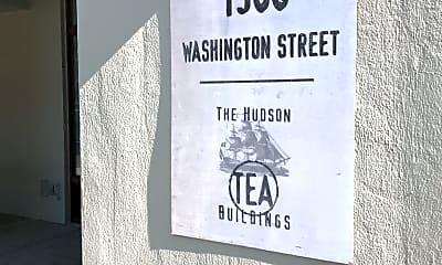 1400 Hudson Street at Hudson Tea, 1
