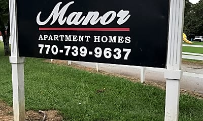 Mableton Manor Apartments, 1