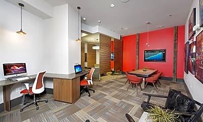 Living Room, 1133 Commerce Dr STUDIO, 2
