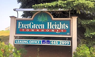 EverGreen Heights Townhomes, 1