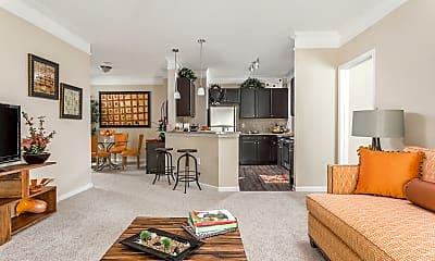 Living Room, Waterstone At Brier Creek, 0