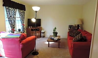 Living Room, 422 E Mill St, 0