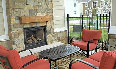 Patio / Deck, Springs at Bettendorf Apartments, 1