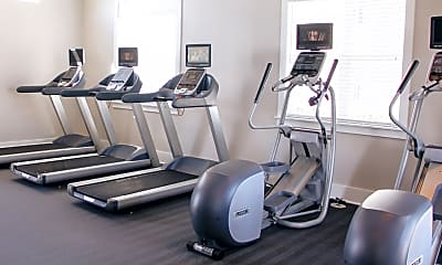 Fitness Weight Room, Domain, 2