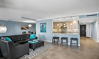 Living Room, 10851 Gulf Shore Dr 402, 1