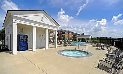 Pool, Legacy Towns & Flats, 2