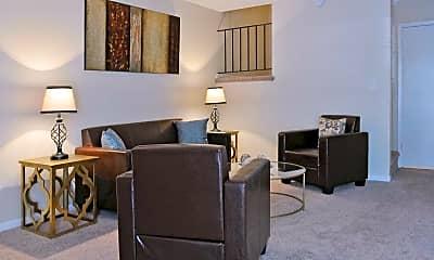 Living Room, Mountain Crest, 1