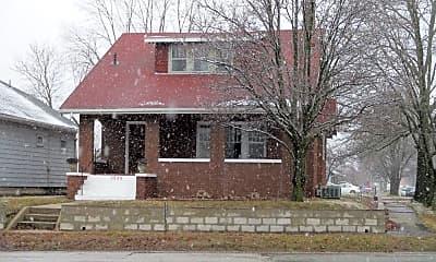 Building, 3530 Wabash Ave, 2