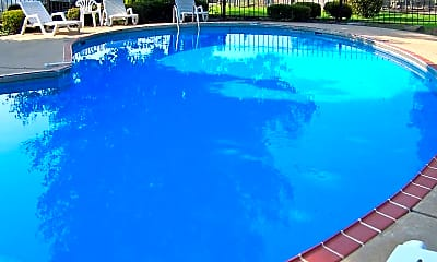 Pool, Glen Oaks, 2