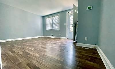 Living Room, 7423 Holabird Ave, 1