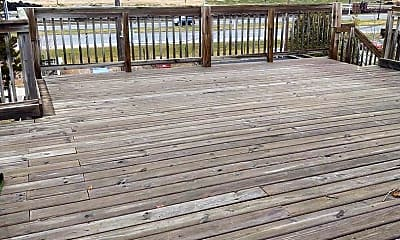 Patio / Deck, 1301 2nd Ave, 2