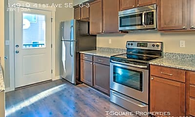 Kitchen, 14919 41st Ave SE G3, 1
