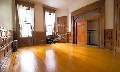 Living Room, 15 W 120th St, 1