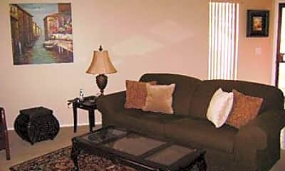 Living Room, 9750 N Monterey Dr, 1
