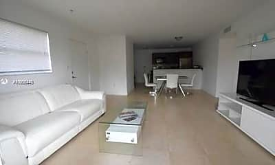Living Room, 4137 Stirling Rd, 0