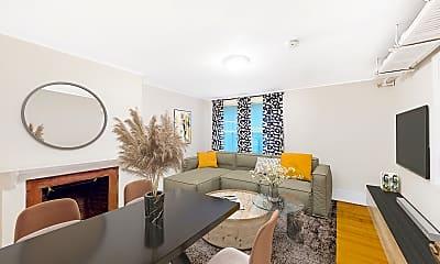 Living Room, 205 Beacon Street, #BM, 0