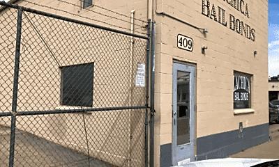Building, 409 S Kansas St, 0